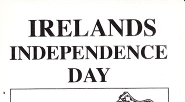 Irelands Independence Day