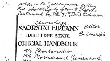 Where is the Government getting their sovereignty from to hold a Parliament in the 31st Dáil Éireann