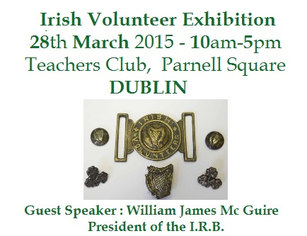 Irish Volunteer Exhibition