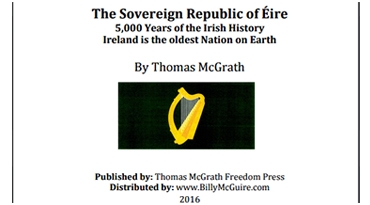 eBook - The Sovereign Republic of Éire by Thomas McGrath