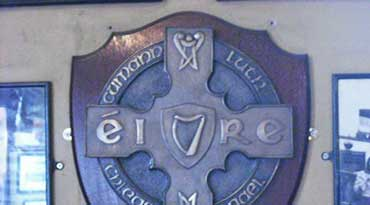 All Ireland Medal Plaque