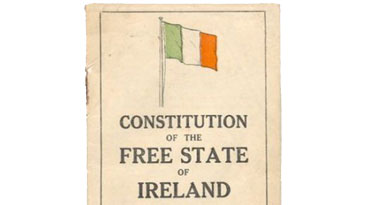 The Constitution of the Irish Free State - 1922