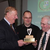 150th anniversary of IRB at University of Limerick 2008