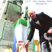 Tom Clarke Memorial, Limerick