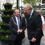 Billy and Lord Mayor O' Donovan Rossa Cork