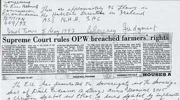 Supreme Court rules OPW breached farmers' right