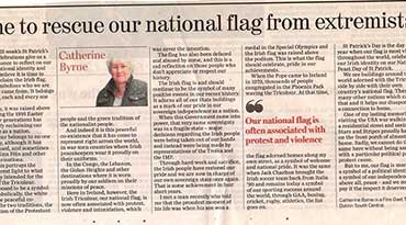 Time to rescue our national flag from extremists